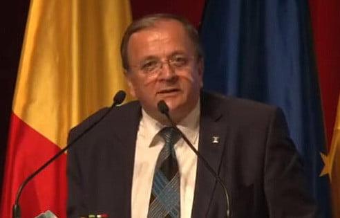 Mesajul lui Gheorghe Flutur în cadrul Comitetul Județean de Coordonare al PNL Cluj VIDEO