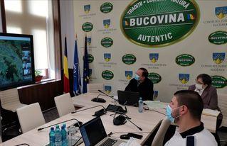 Primele variante de traseu pentru viitoarea autostradă A7 Siret – Suceava – București VIDEO