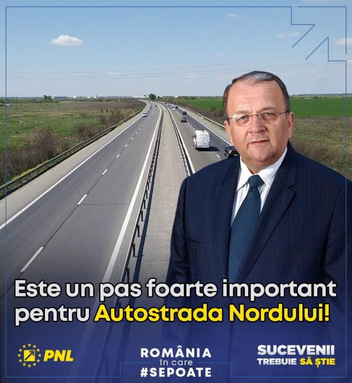 CNAIR a semnat contractele pentru elaborarea Studiilor de Fezabilitate aferente loturilor 2 (Bistrița – Vatra Dornei) și 3 (Vatra Dornei – Suceava) necesare construcției Drumului de mare viteză Baia Mare – Suceava