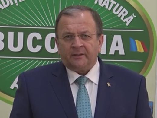"""Gheorghe Flutur: """"Am intrat în linie dreaptă în noul mandat. Prima noastră preocupare este restabilirea stării de normalitate și lupta cu această pandemie, încercând să fim alături de suceveni"""" VIDEO"""