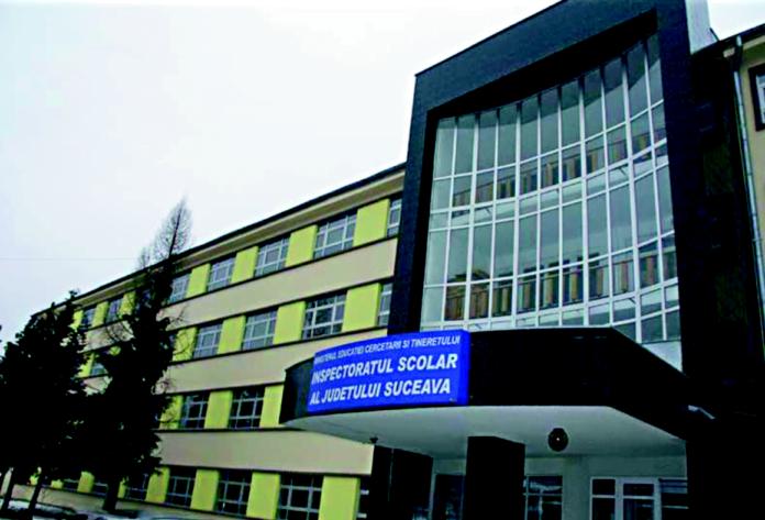 Inspectoratul Școlar Județean Suceava a înlocuit 13 directori și doi directori adjuncți de unități școlare din județ