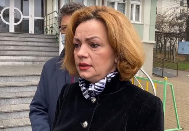 """Mirela Adomnicăi: """"Am votat pentru redeschiderea școlilor și pentru revenirea la normalitate"""""""