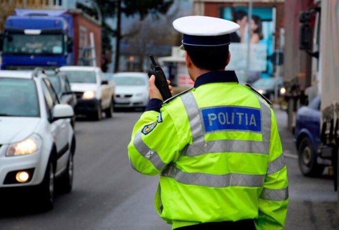 382 sancțiuni contravenționale în valoare de 197.075 lei aplicate de polițiștii rutieri într-o acțiune pe linia combaterii excesului de viteză
