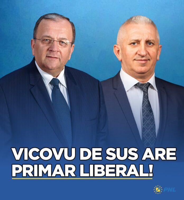 """Gheorghe FLutur: """"Vicovu de Sus are primar liberal. Vasile Iliuț este noul primar al orașului"""""""