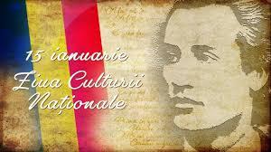 Evenimente organizate pe 15 ianuarie pentru a marca Ziua Culturii Naționale