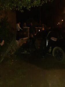 Coliziune între două autoturisme, la Vicovu de Sus. O persoană a fost rănită FOTO