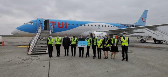 A fost inaugurată cursa aeriană Suceava - Bruxelles VIDEO
