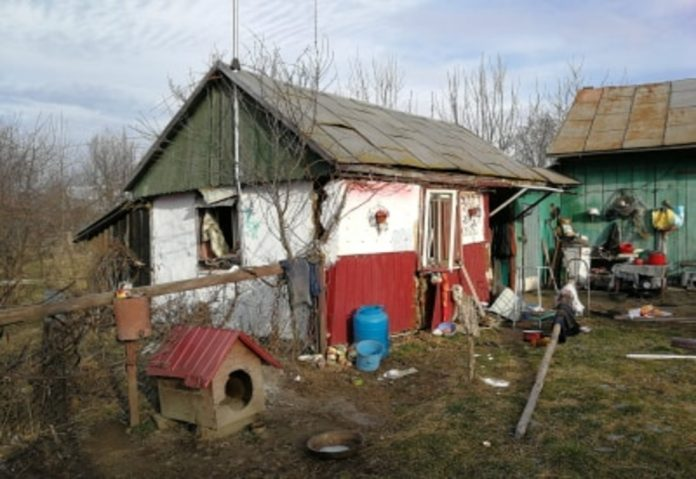 Explozie într-o bucătărie de vară din comuna Zvoriștea