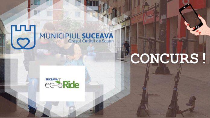 Municipalitatea îi invită pe toți sucevenii să folosească mijloace alternative de transport, organizând și un concurs cu premii