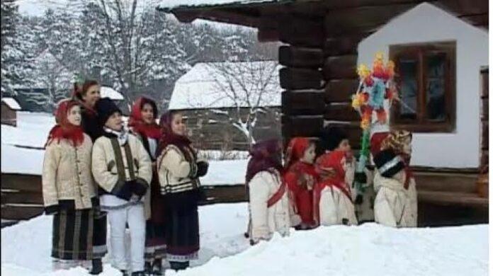 6-31 decembrie perioada oficială a sărbătorii colindului românesc
