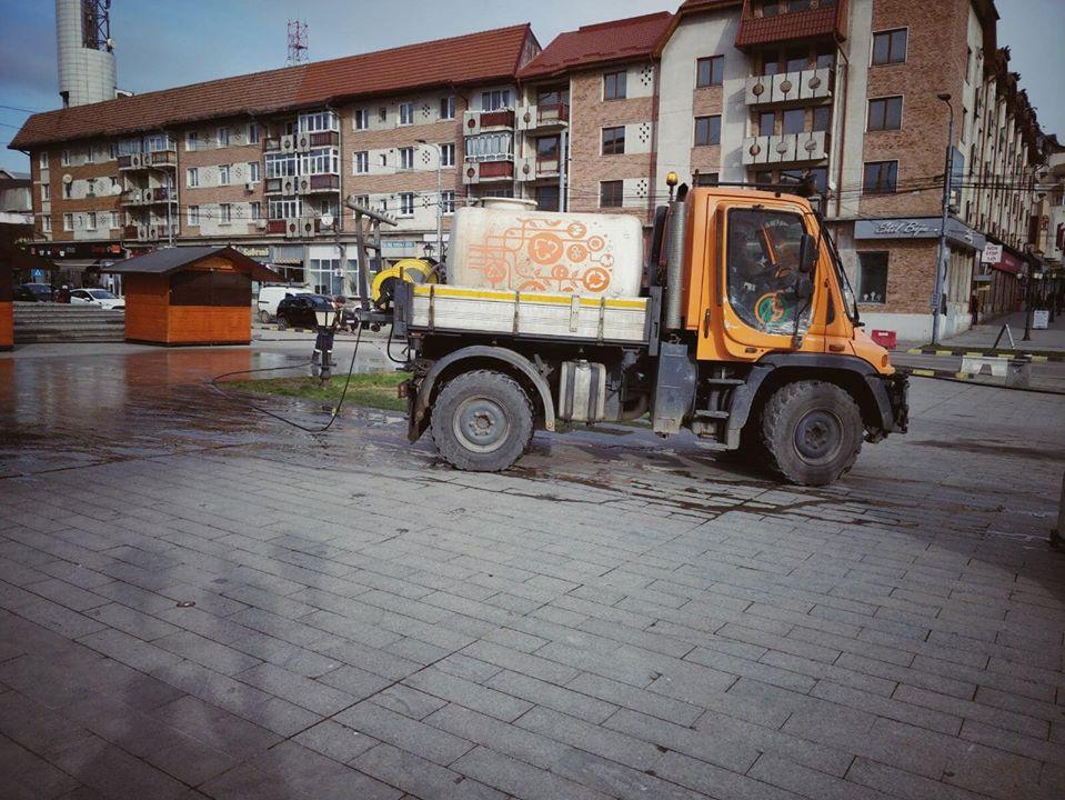 Primăria anunță începerea campaniei de curățenie de primăvară în municipiul Suceava