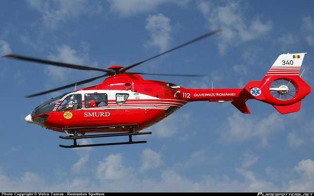 Gheorghe Flutur anunță că județul Suceava primește un elicopter SMURD