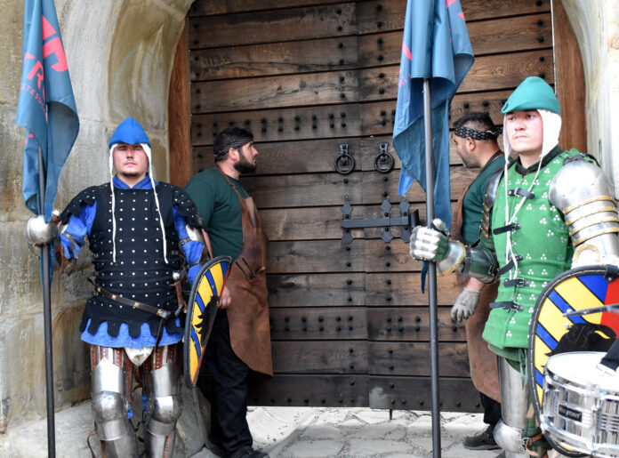 Număr record de vizitatori la ediția de anul acesta a Festivalului Medieval
