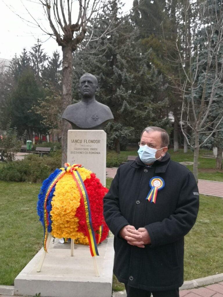 Gheorghe Flutur, de Ziua Bucovinei: La mulți ani scumpa mea Bucovină, la mulți ani dragii mei bucovineni! VIDEO