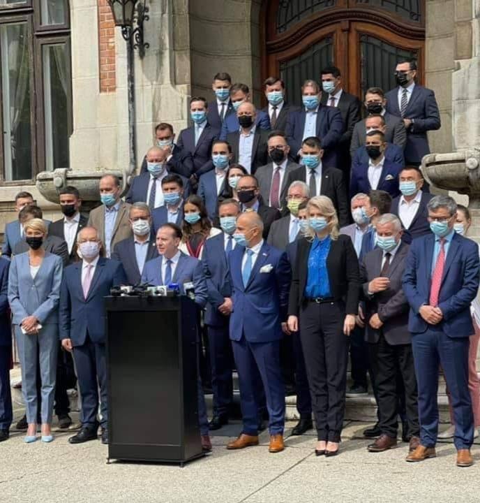 Ion Lungu susține candidatura lui Florin Cîțu la președinția PNL