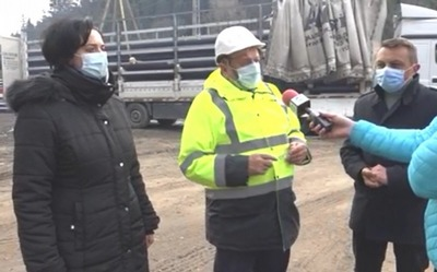 """Gheorghe Flutur:"""" Gazul metan este tot mai aproape de Vatra Dornei"""" VIDEO"""