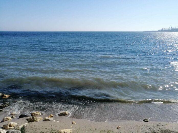 O tânără aflată în carantină a plecat la mare