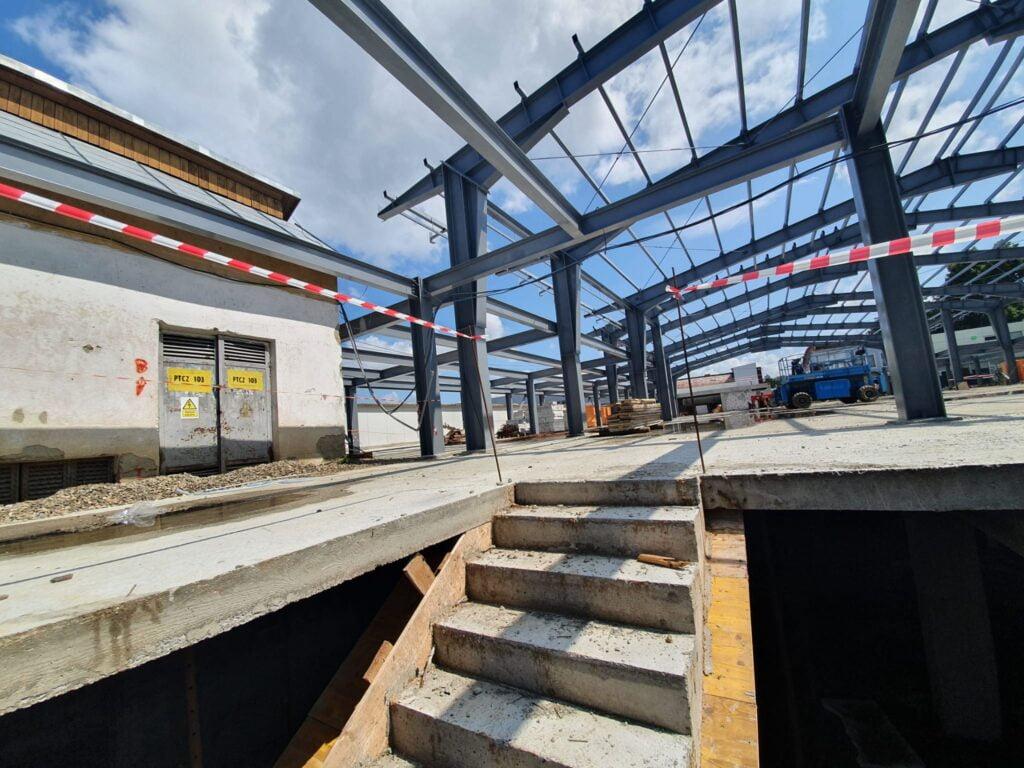 """Ion Lungu: """"Lucrările la construirea Pieței George Enescu, cu parcare subterană, intră în linie dreaptă"""" FOTO"""