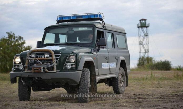 Șapte focuri de armă pentru oprirea unor contrabandiști de țigări, la Costileva