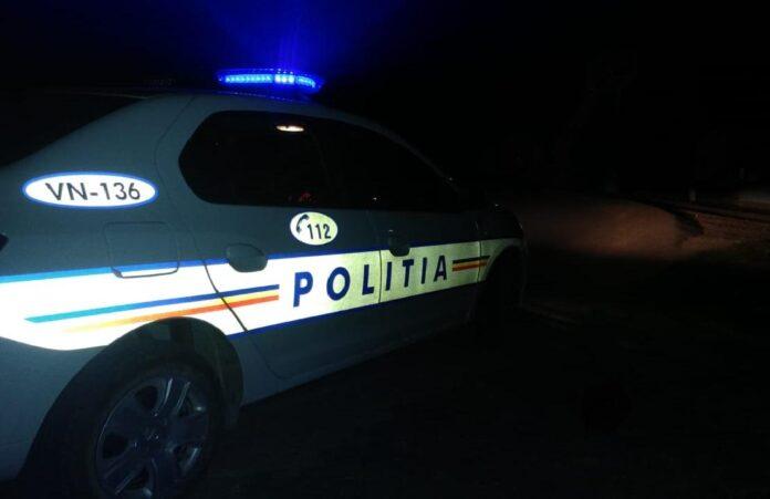 Suceava. Un tânăr care conducea beat și fără permis, urmărit de polițiști în trafic