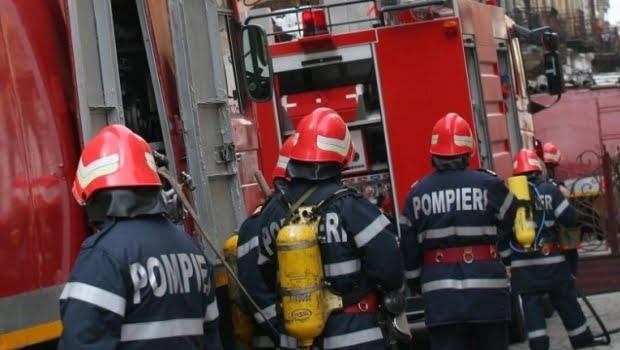 Incendiu la o locuință din orașul Siret