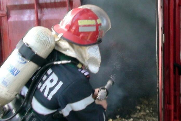 Incendiu la o casă din localitatea Arbore. O bătrână de 85 de ani a suferit arsuri