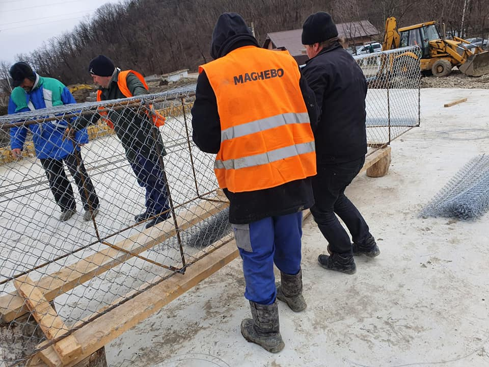 Porțiunea din Ruta Alternativă Suceava-Botoșani pentru trafic foarte greu de pe strada Apeductului va fi dată în funcțiune până la sfârșitul anului