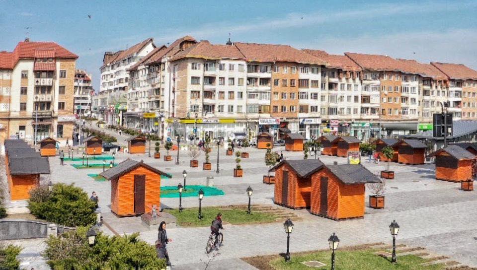 Târgul de Paști revine pe esplanada Casei de Cultură Suceava